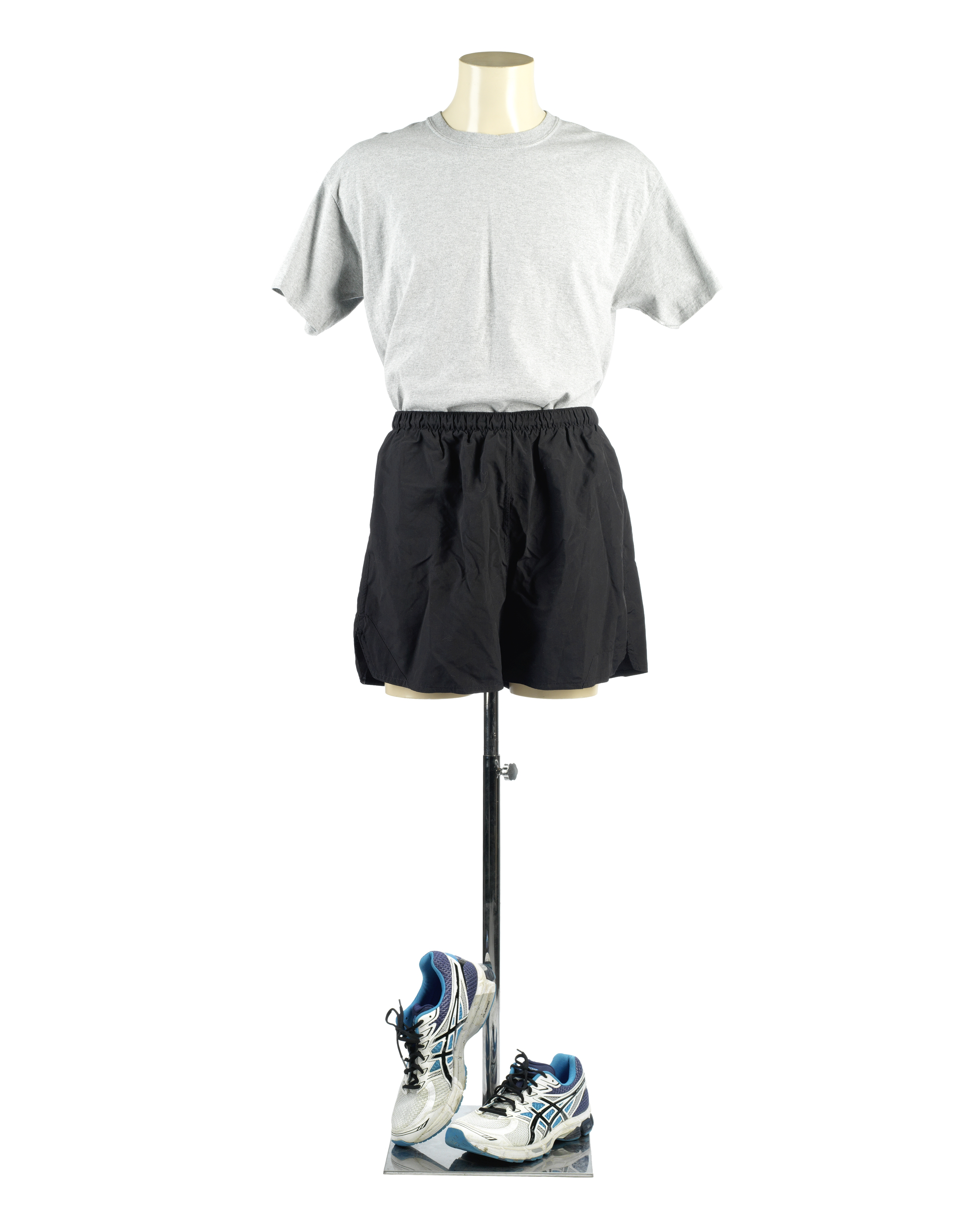 Lot 26 - Brad Pitt: Two sets of sports kit with trainers worn by Brad Pitt for his role as 'Glen McMahon' ...