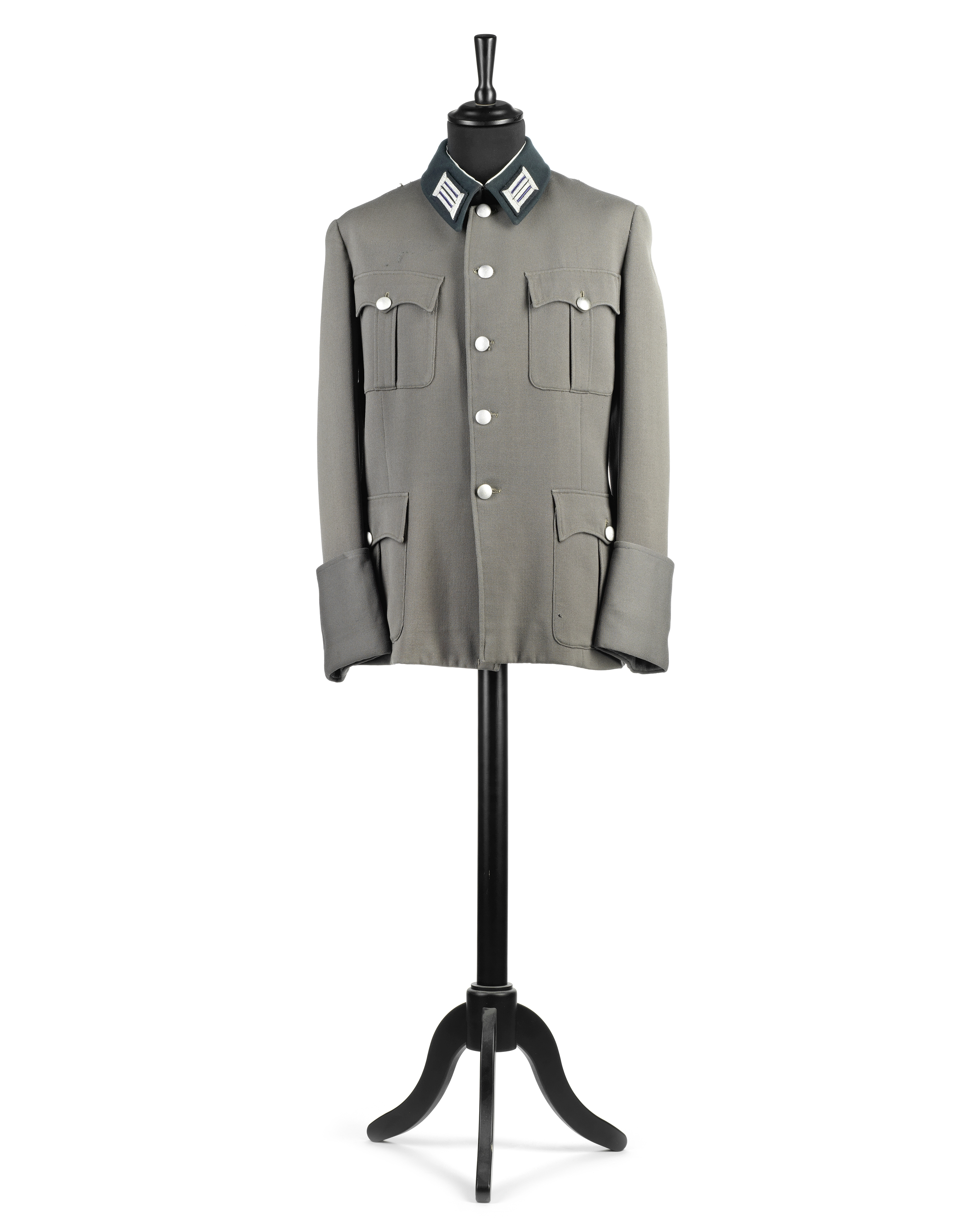 Lot 18 - Where Eagles Dare: Richard Burton's military-style jacket worn for his role as 'Major John Smith'...
