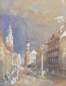 Englischer Monogrammist FEBS (Wien/Vienna 1824 – Wien/Vienna 1914)Maria-Theresien-Straße a