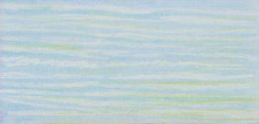 Carlo Battaglia (Maddalena 1933 – 2005)Ohne Titel, 1977;Pastell auf Papier, 11,5 x 24 cm Verso