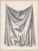 Fortunato Depero (Fondo 1892 – Rovereto 1960)Studie für Drapierung, 1942;Tinte u. verdünnte Tinte,