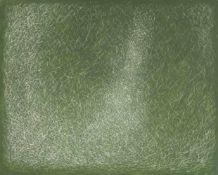 Mario Deluigi (Treviso 1901 – Dolo 1978)Grattage;Mischtechnik auf Leinwand, 85 x 105 cm Verso