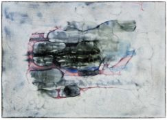Fausto Melotti (Rovereto 1901 – Mailand/Milano 1986)Ohne Titel, um 1962;Glasierte Keramik,