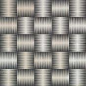 Getulio Alviani (Udine 1939 – Mailand/Milano 2018)Grafische Textur, 1968;Serigrafie auf PVC, 92 x 92
