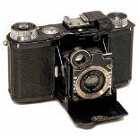 Super Nettel I (536/24), Black, 1935Zeiss Ikon, Dresden. No. C 20355, 35mm camera, size 24 x 36