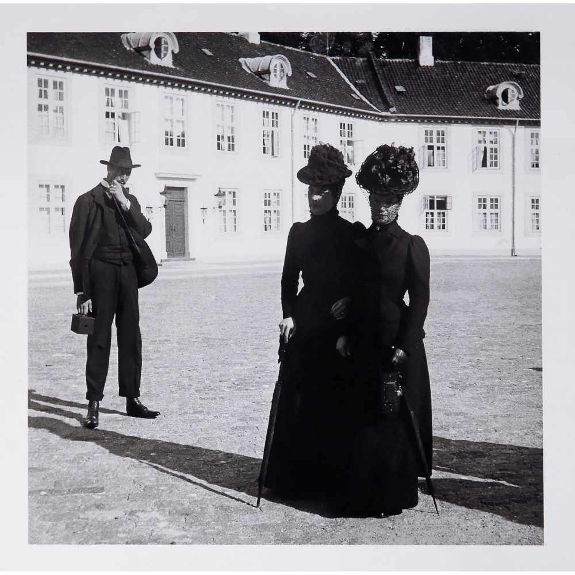 No. 4 Panoram-Kodak (Mod. B) with Danish Royal Provenance, 1900Eastman Kodak, Rochester, USA. Camera - Bild 3 aus 3