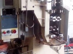 Klockner LA3 Vertical Sachet Machine - Year: 1990