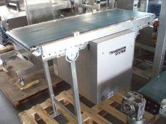 Transnorm System TS1100 belt type KT66 conveyor. Y