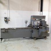 Marchesini Cartoner Machine details: Carton erecti