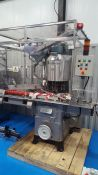 Metal Closures Rotary Capper: Model: RB5:Automati