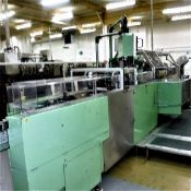 CAM HS.13 Cartoner Infeed conveyor with scroll inf
