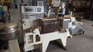 Volpak S-130-D Sachet Machine Can run in simplex o