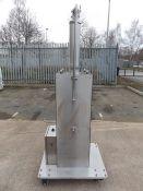 Vector Precision Pulsation Damper/Pressurised Pump