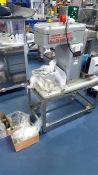 Jackson Crockatt Granulator Stainless steel recipr