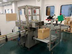 Marchesini Packservice PS 300 semi automatic case