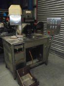 Elanco capsule filler and parts This machine will