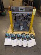 Komax model Sosei test unit for assembly of non-pr