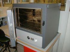 Pickstone Drying Oven, External Dimensions W = 620
