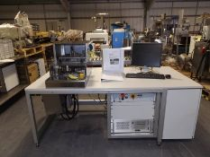Konrad electronics testing station for ultrasonic