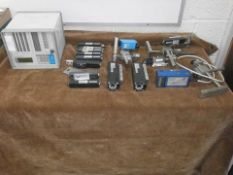 Selection of Code Reading Equipment Including Laet