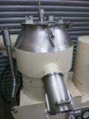 TK Fielder Mixer Granulator Model: LEV Mixer granu