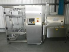 Burnley T3W 500 Sleeve Sealer Heat Shrink Unit