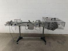 SMC Belt Conveyor - Mod C85N20 Max Press 1.0 Mpa