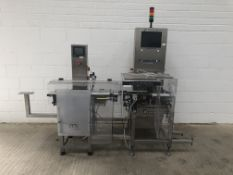 Optima Control Systems Checkweigher - Type EC