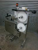Newman Easi Splice 470 Unit for Labelling Machine