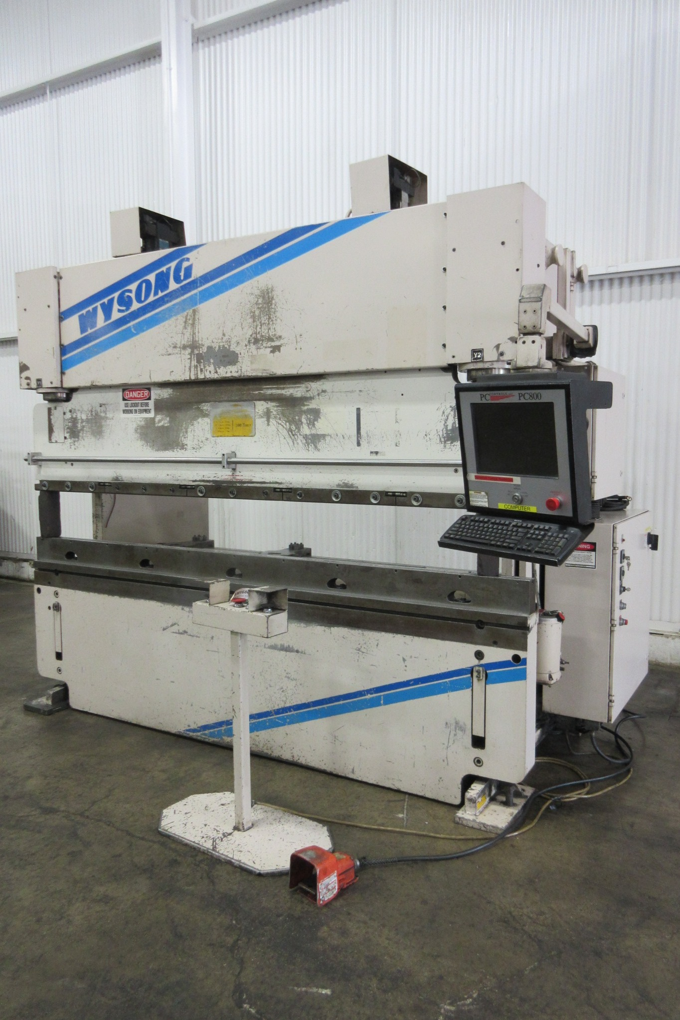 Surplus Capital Equipment from Various Midwest Manufacturing Plants