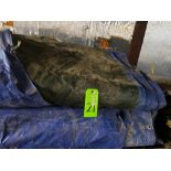 Lot 21 - Pallet of assorted tarps