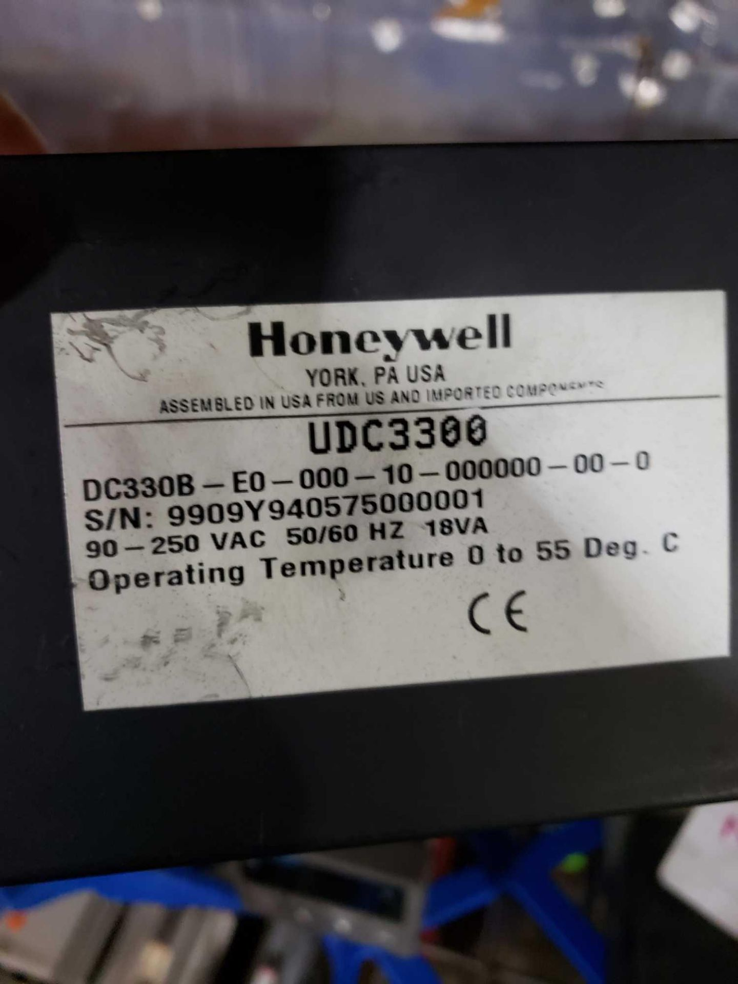 Lot 50 - Qty 3 - Honeywell Controllers Part numbers listed in description