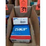 Lot 39 - Qty 2 - SKF bearings model F4B-VSC-100. New in boxes.