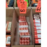 Lot 60 - Qty 5 - FAG bearings part number 6207-2RSR-C3-L12. New in boxes.