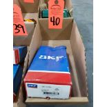 Lot 40 - SKF model P2B-SXVB-108 bearings. New in box.