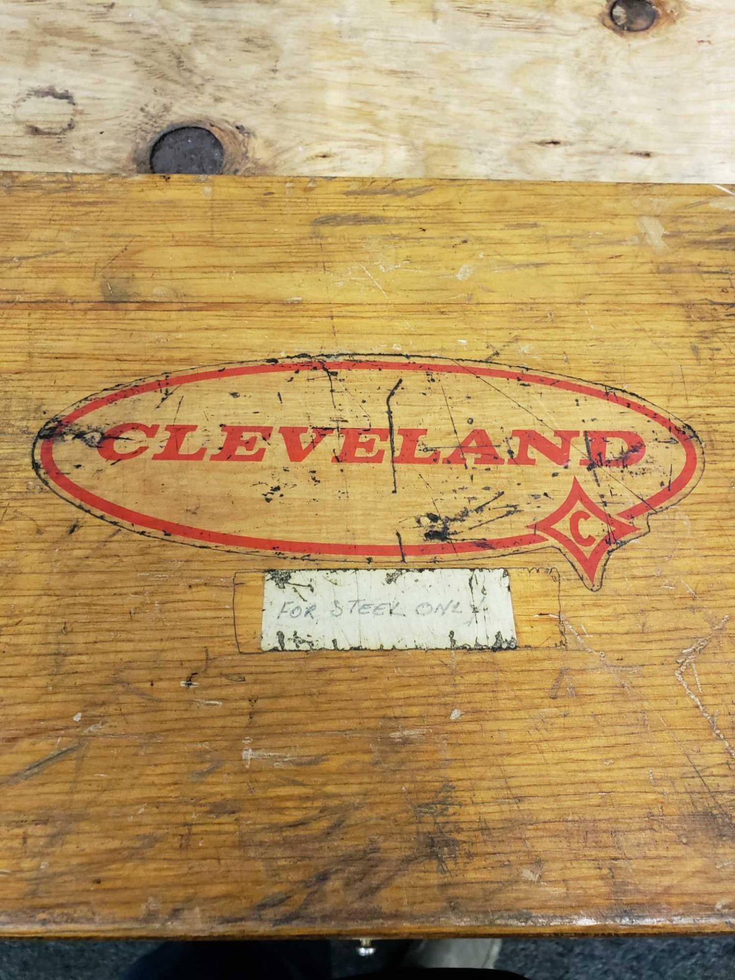 Lot 16 - Cleveland Reamer Set as pictured.