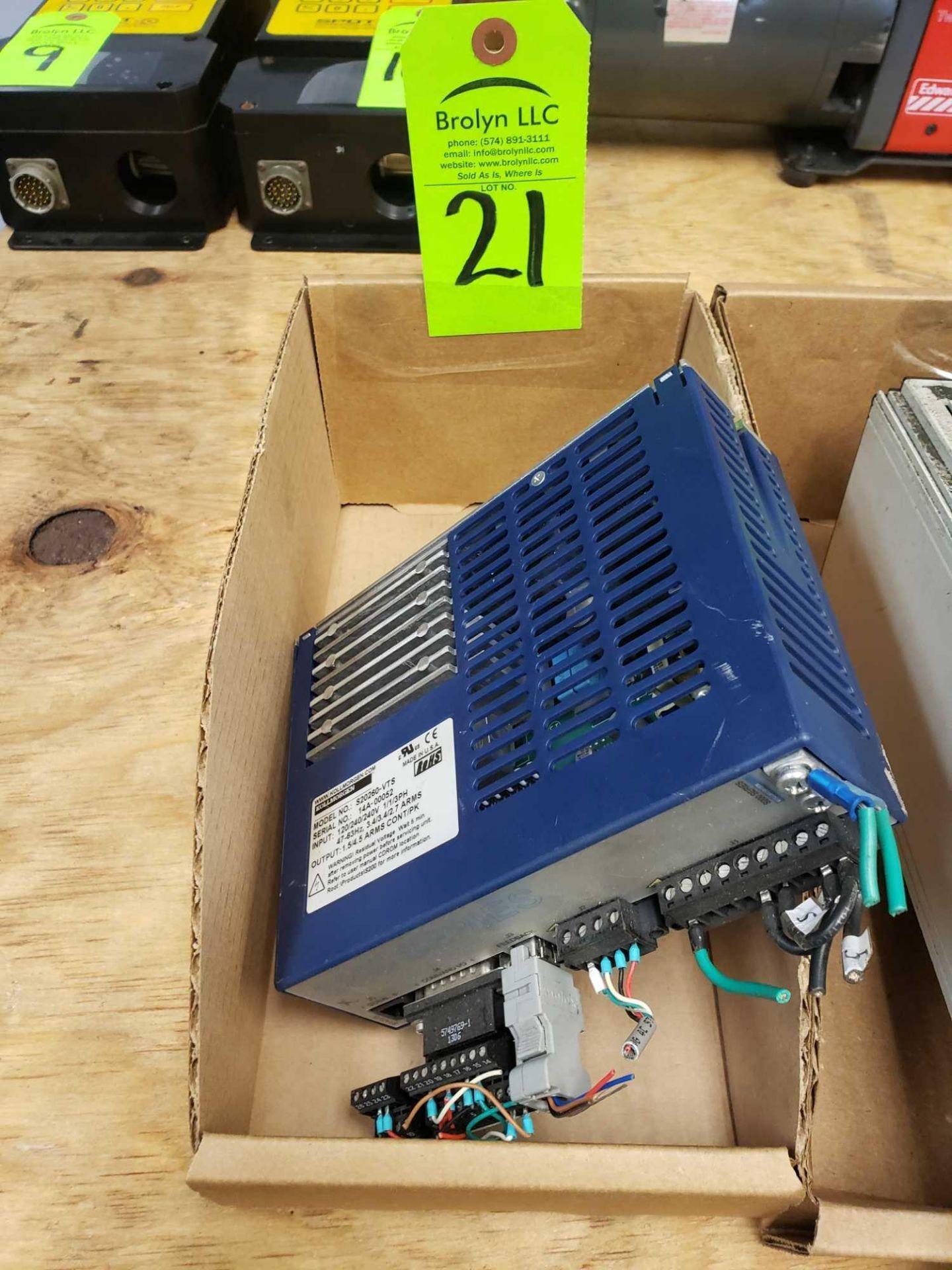 Lot 21 - Kollmorgen Model S20260-VTS drive