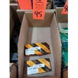Lot 45 - Qty 2 - THK model GSR20T linear bearings. New in box.
