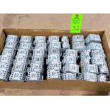 Lot 32 - Large Qty of Allen Bradley Contactors in assorted sizes and part numbers.
