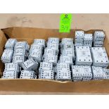Lot 34 - Large Qty of Allen Bradley Contactors in assorted sizes and part numbers.