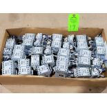 Lot 19 - Large Qty of Allen Bradley Contactors in assorted sizes and part numbers.