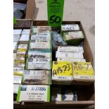 Lot 50 - Large Qty of assorted Allen Bradley parts. New in boxes.