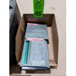 Lot 45 - Emerson PCM-11 motion program controller for positioning servo drive.