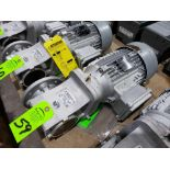Lot 59 - Nord Systems 4.30:1 gear box and motor. Type SK92172.1VF-90SP/4TF and SK90SP/4TF. NEW.