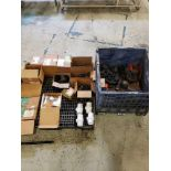 Lot 1 - (2) pallets of Chemtrol pipe, pipe fittings,seals and more.
