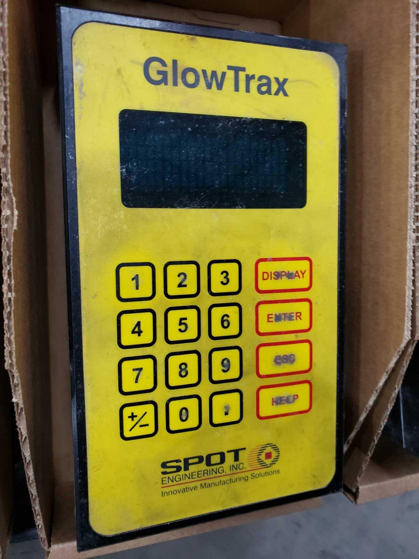 Lot 81 - Spot Engineering model GlowTrax mercury detector control unit.