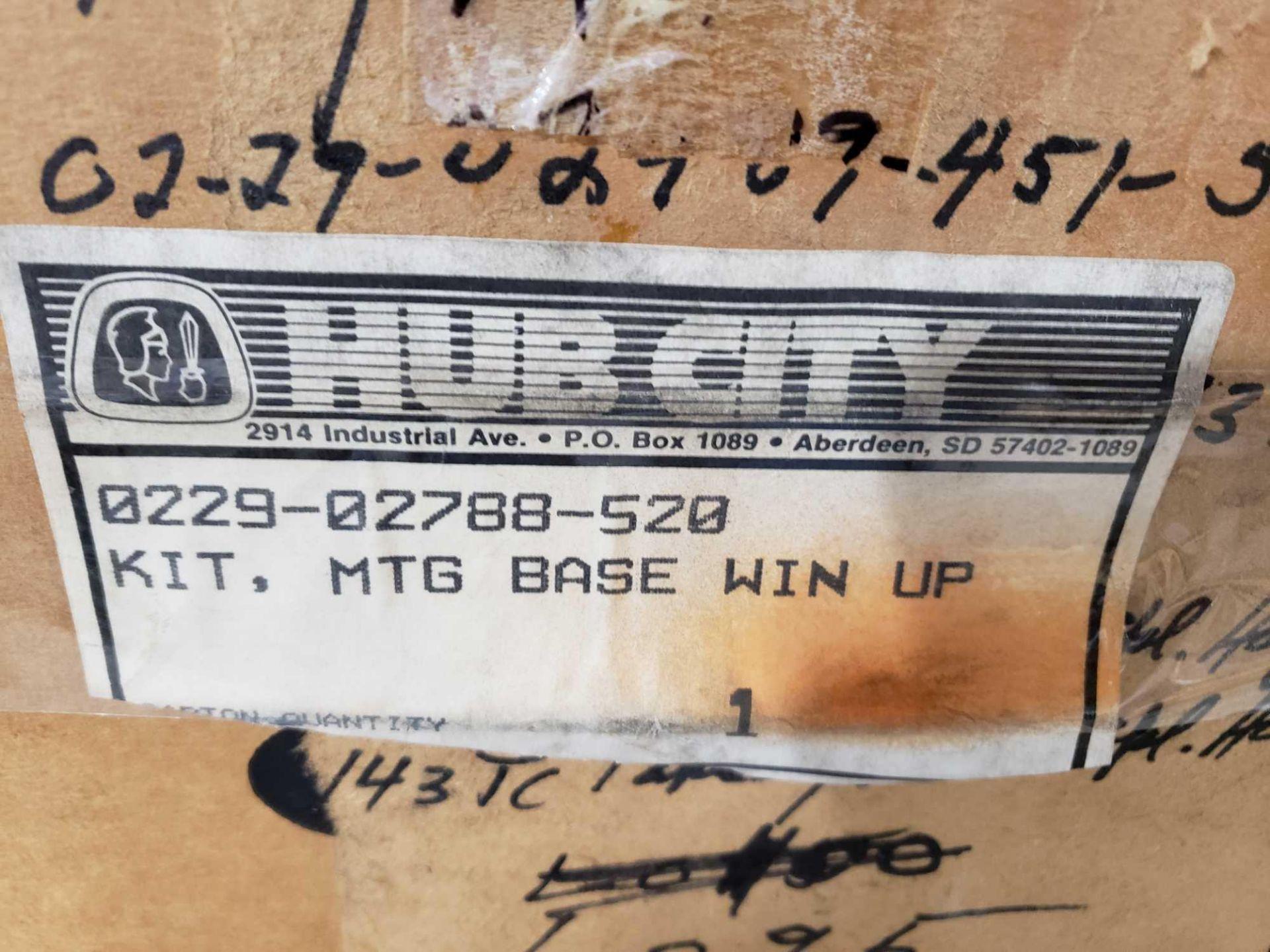 Lot 38 - Hub City model 0229-02788-520 kit. New in box.