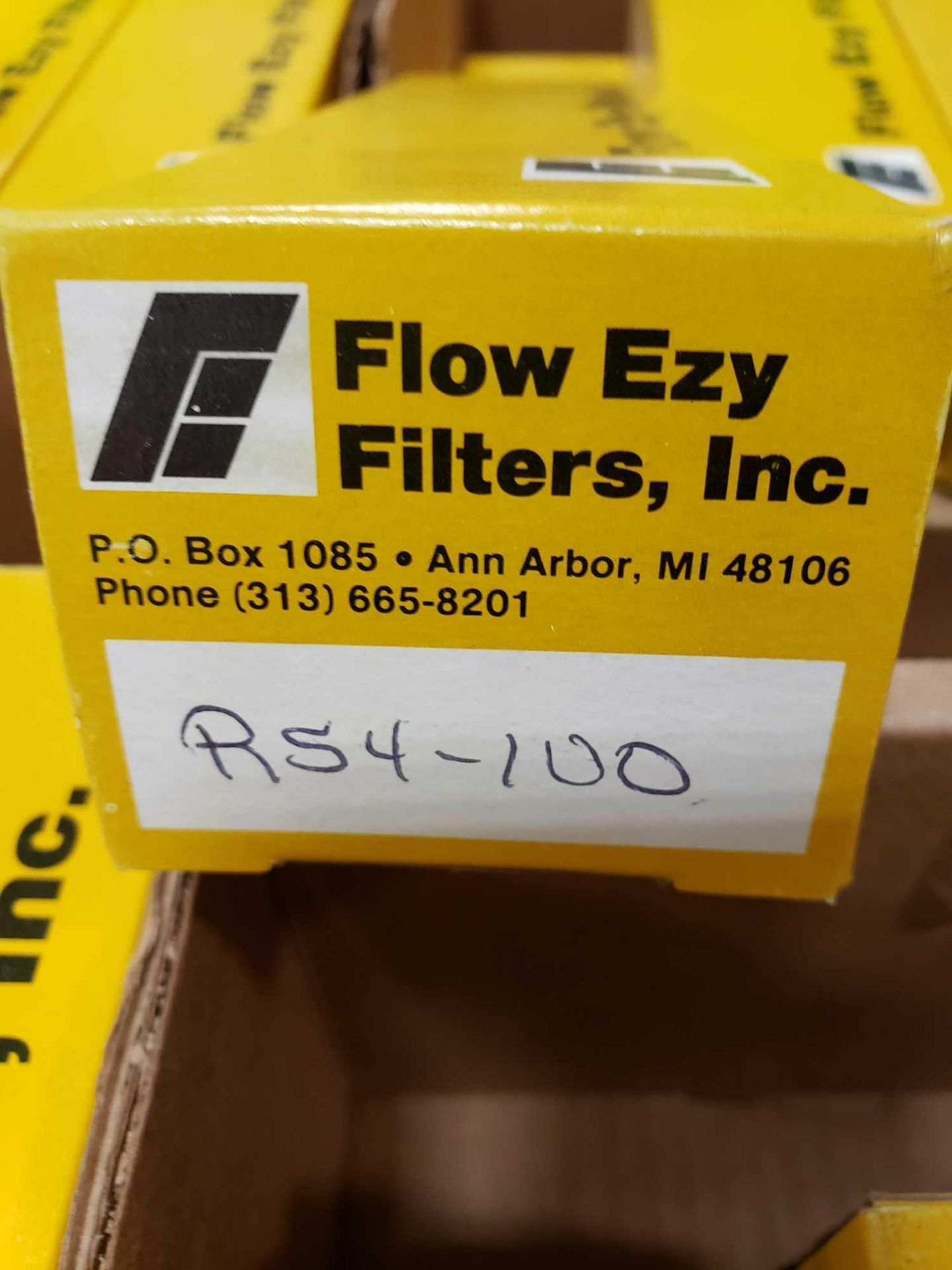 Lot 45 - Qty 10 - Flow Ezy Filters model R54-100 tank mounted strainer. New in box.