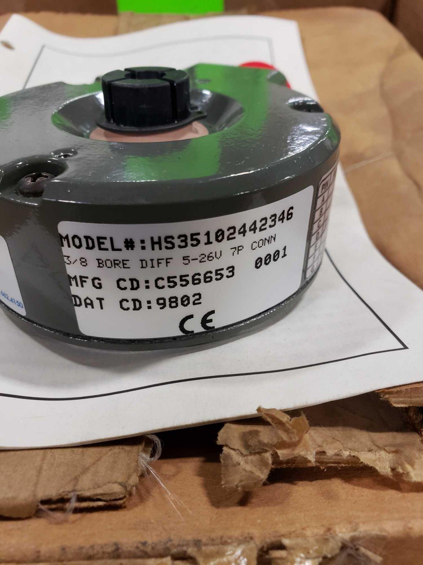 Lot 34 - Dynapar model HS35102442346 encoder. New in box.