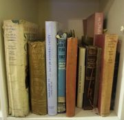 A Quantity of Antiquarian Books on Hunting, Horse Racing, Birds and Fishing, approximately 80 in